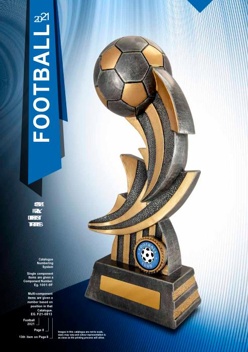 Evaton Football (Soccer) Catalogue 2021