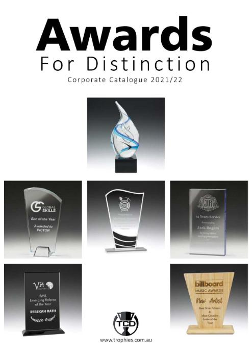 NMTG Corporate Awards Catalogue 2021
